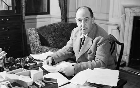 CS Lewis & What a life of faith should look like…