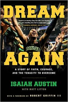 My Afterward to Dream Again by Isaiah Austin